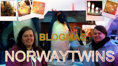 blogmas startside